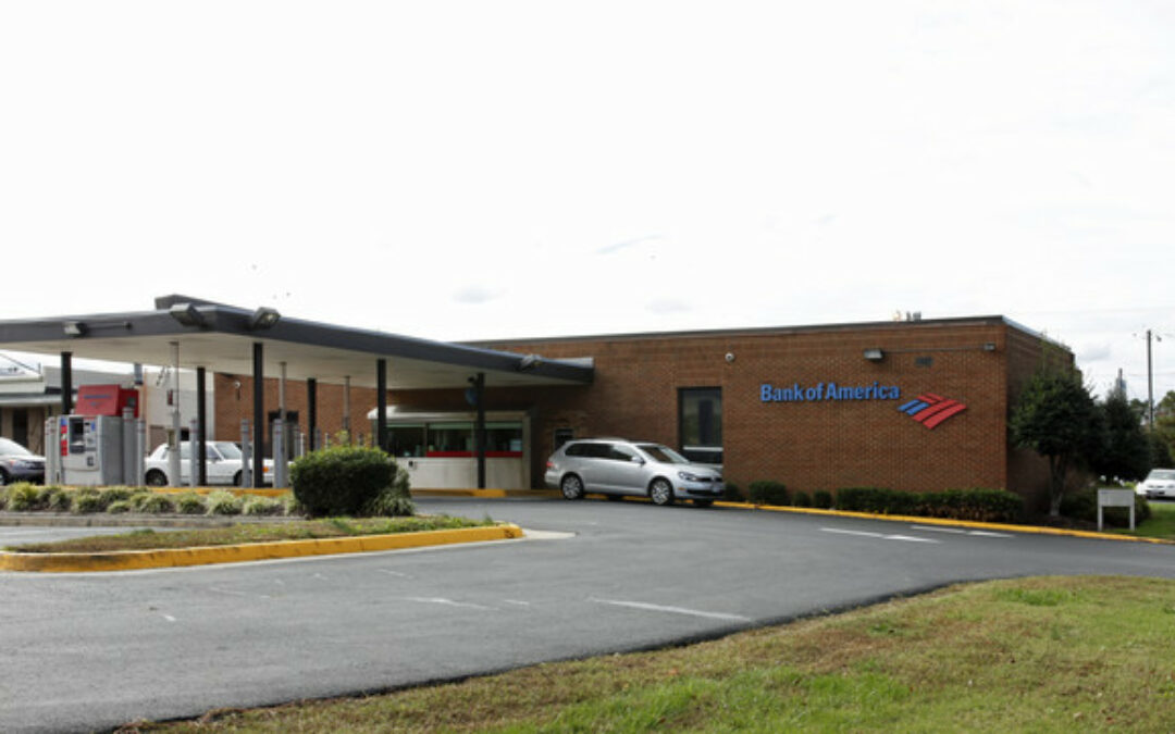 Bank of America – Colonial Heights, VA