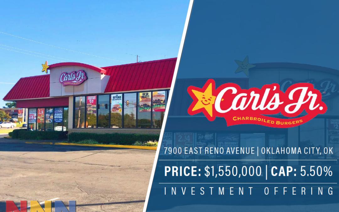 Carl's Jr. – Midwest City, OK