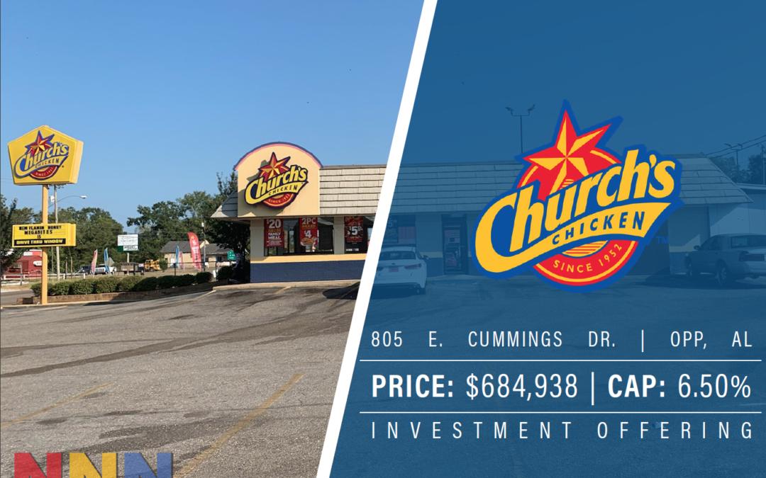Church's Chicken – Opp, AL