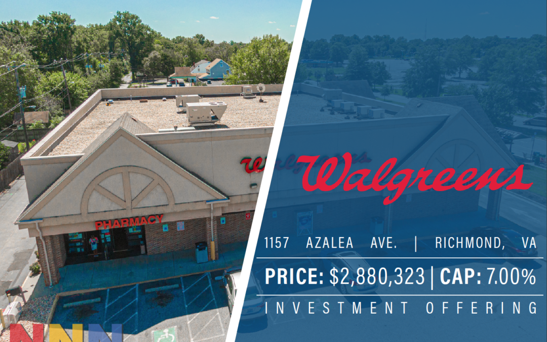Walgreens – Richmond, VA