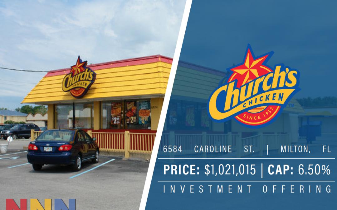 Church's Chicken – Milton, FL