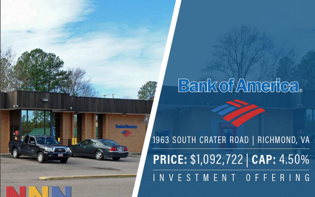 Bank of America – Petersburg, VA