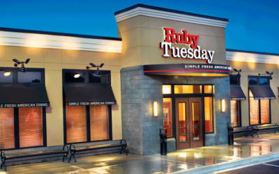 Ruby Tuesday files for Chapter 11 bankruptcy, citing 'unprecedented impact' of COVID-19